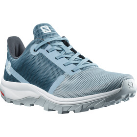 Salomon Outbound PRISM Shoes Women, ashley blue/copen blue/pearl blue